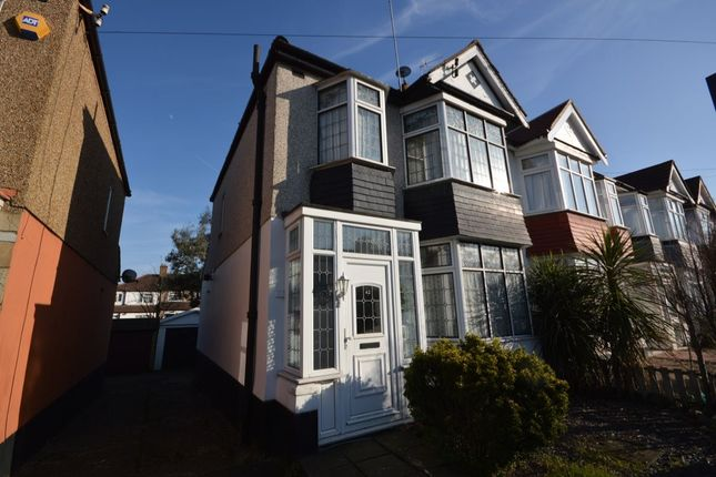 Thumbnail Terraced house for sale in Bendmore Avenue, Abbey Wood, London