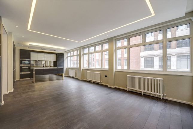 Thumbnail Flat for sale in Margaret Street, Fitzrovia, London