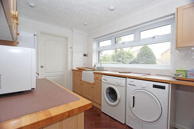 Thumbnail Detached house for sale in Farm Crescent, Sittingbourne