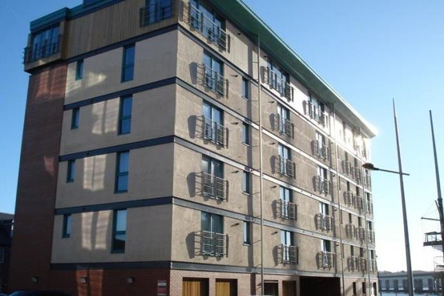 Thumbnail Flat to rent in Panmure Court, West Victoria Dock Road, City Quay, Dundee