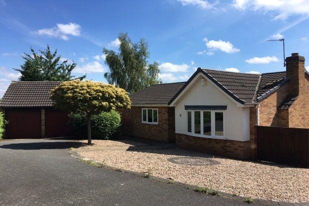 Thumbnail Bungalow to rent in Afton Close, Loughborough, Leics