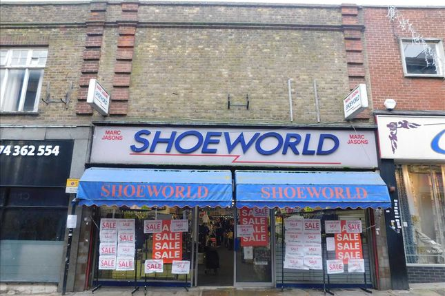 Thumbnail Commercial property for sale in High Street, Gravesend