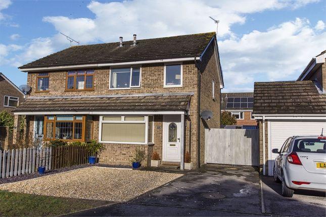 Thumbnail Semi-detached house for sale in Longfield Road, Fair Oak, Eastleigh, Hampshire