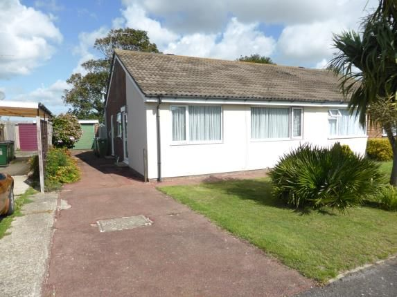 Thumbnail Bungalow for sale in Copperfields, Lydd, Romney Marsh, Kent