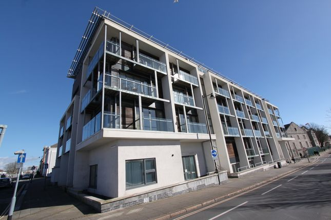 1 bed flat to rent in Durnford Street, Stonehouse, Plymouth