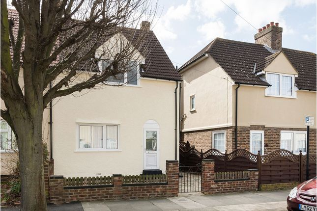 Thumbnail Semi-detached house for sale in Lannoy Road, London