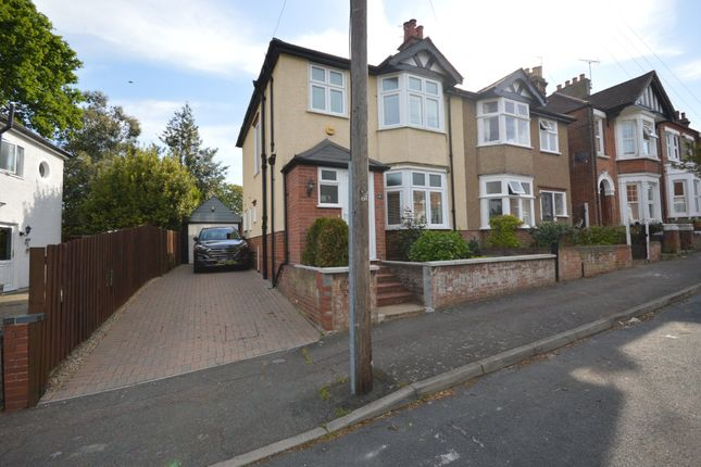 Thumbnail Semi-detached house for sale in Errington Road, Colchester