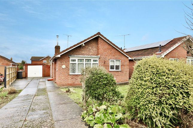 Thumbnail Bungalow for sale in Norman Close, Barton-Upon-Humber