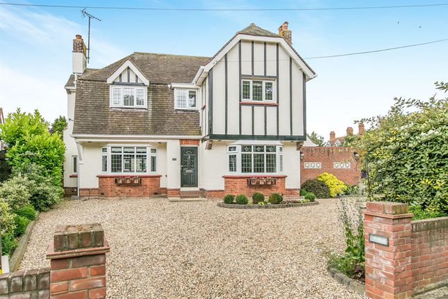 Thumbnail Detached house for sale in Albany Gardens West, Clacton-On-Sea