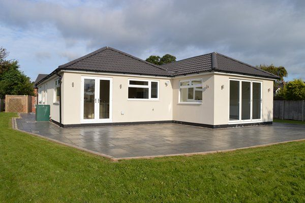 Thumbnail Detached bungalow for sale in The Smithy Bungalow, Adderley, Market Drayton
