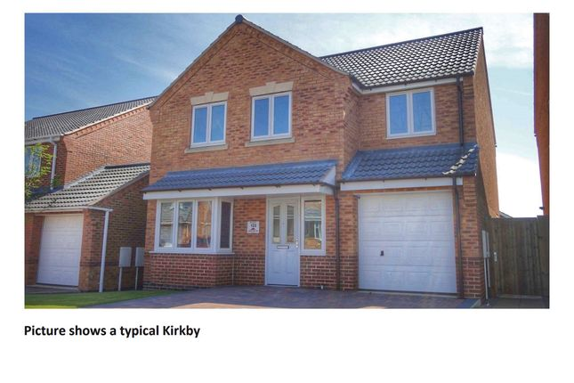 Thumbnail Detached house for sale in Priory Way, Butterley, Ripley