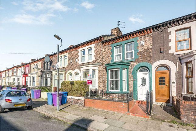 Vandyke Street, Toxteth, Liverpool L8