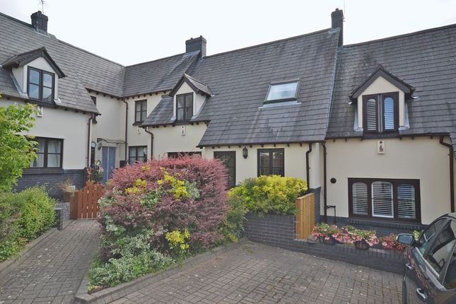 Thumbnail Terraced house to rent in Modern Terrace, Abbots Mews, Newport