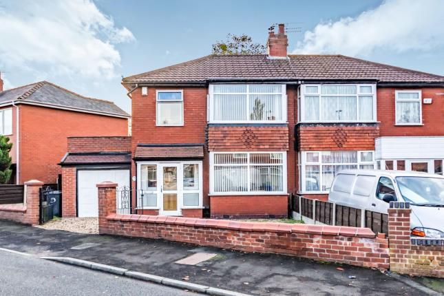 Thumbnail Semi-detached house for sale in Wilshaw Grove, Ashton-Under-Lyne, Greater Manchester