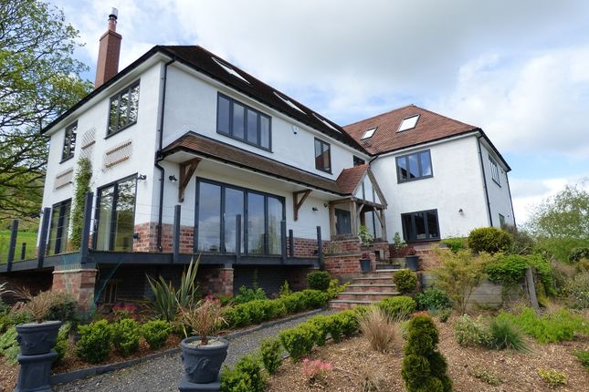 Thumbnail Detached house for sale in Abberley, Worcestershire