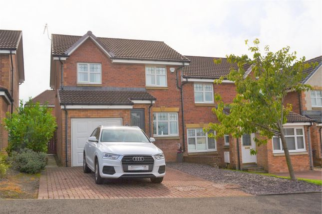 Semi-detached house for sale in 10 Clytus Court, Saltcoats