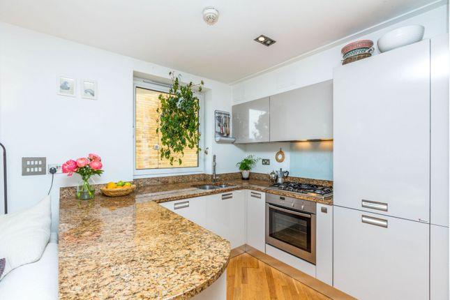 Kitchen of 9 Enfield Road, Islington N1