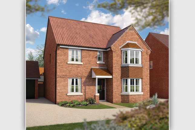 "Thumbnail Detached house for sale in ""The Wallace"" at Coupland Road, Selby"