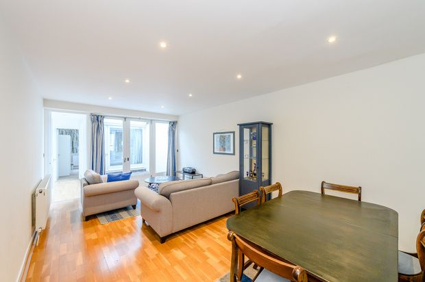 Thumbnail Flat for sale in 34 Porchester Square, London
