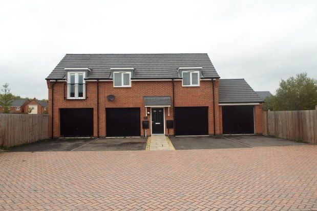Thumbnail Property to rent in Hawksyard, Rugeley
