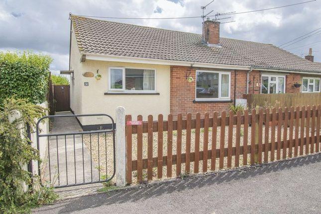Thumbnail Bungalow for sale in Tilley Close, Farmborough, Bath