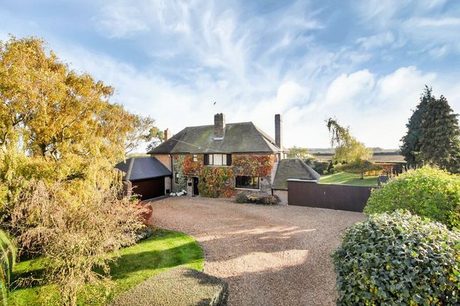 Thumbnail Detached house for sale in Pudding Bag Lane, Pilsgate, Stamford, Lincolnshire