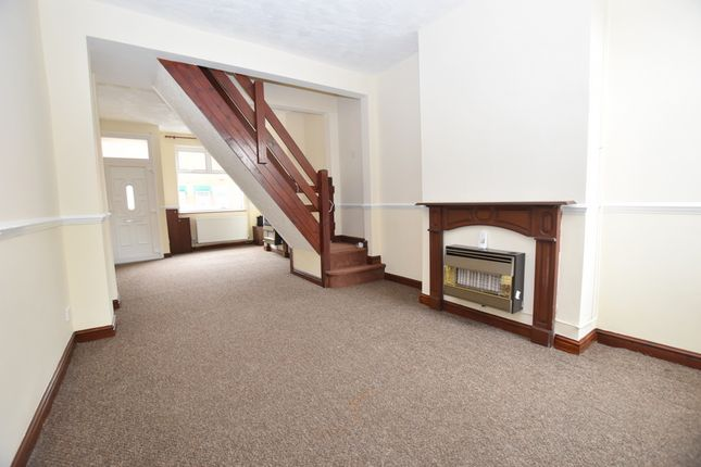 Thumbnail Terraced house to rent in Carron Street, Fenton, Stoke-On-Trent