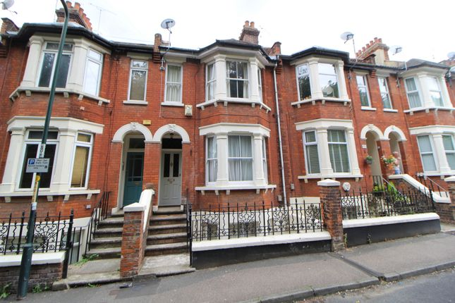 Thumbnail Terraced house to rent in Boundary Road, Chatham