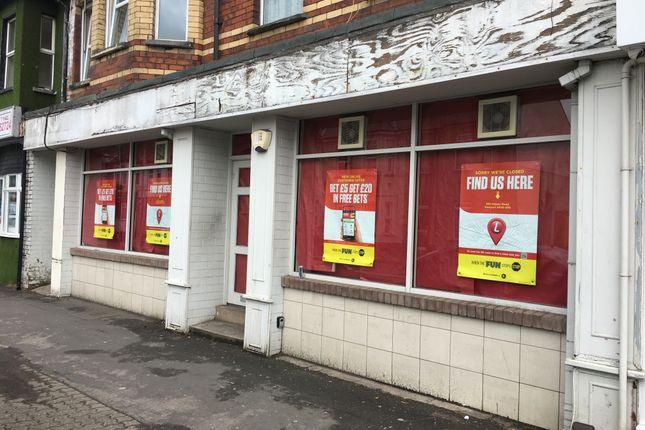 Thumbnail Retail premises to let in Malpas Road, Newport