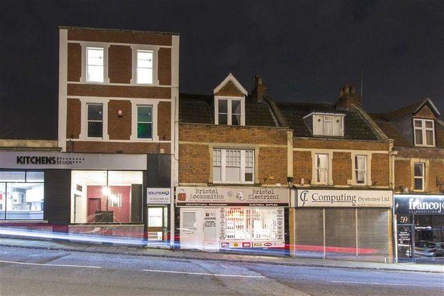 Thumbnail Maisonette for sale in Westbury Hill, Westbury-On-Trym, Bristol