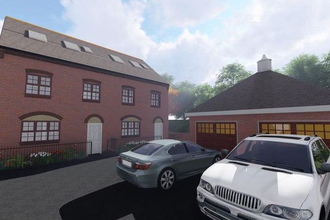 Thumbnail Semi-detached house for sale in The Woodlands, Jackfield, Telford