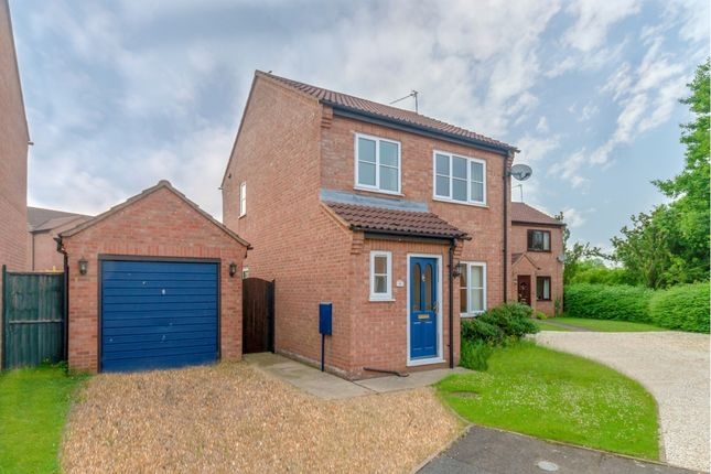 Thumbnail Detached house to rent in Lavender Way, Stamford