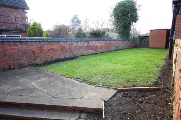 Garden of Clarendon Street, Bedford MK41