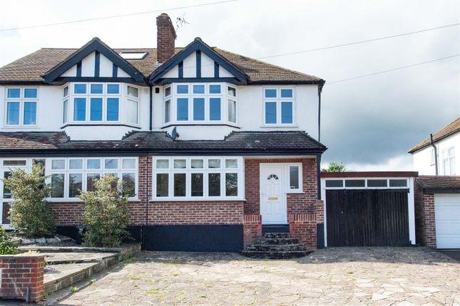 Thumbnail Semi-detached house for sale in Kent Close, Orpington