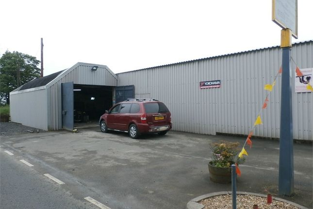 Thumbnail Commercial property for sale in Hermon, Cynwyl Elfed, Carmarthen