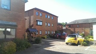 Thumbnail Maisonette to rent in St Andrews Street, Tiverton
