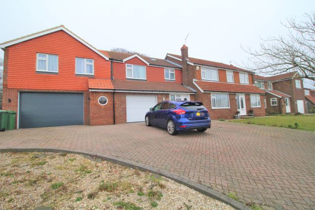 Thumbnail Detached house for sale in Playden Gardens, Hastings