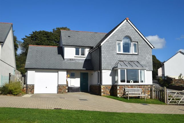 Thumbnail Detached house for sale in Mylor Bridge, Falmouth