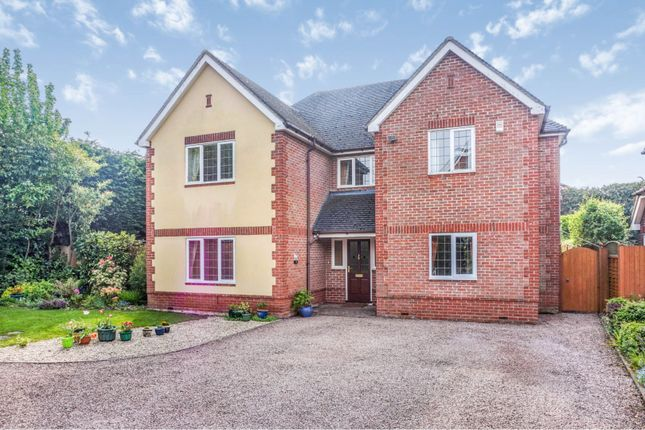 Thumbnail Detached house for sale in Kimbolton Drive, Blackwell