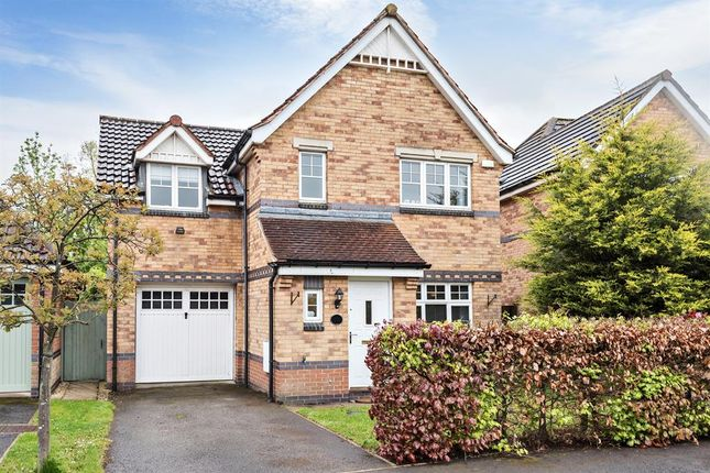 Detached house for sale in The Paddock, Wilberfoss, York