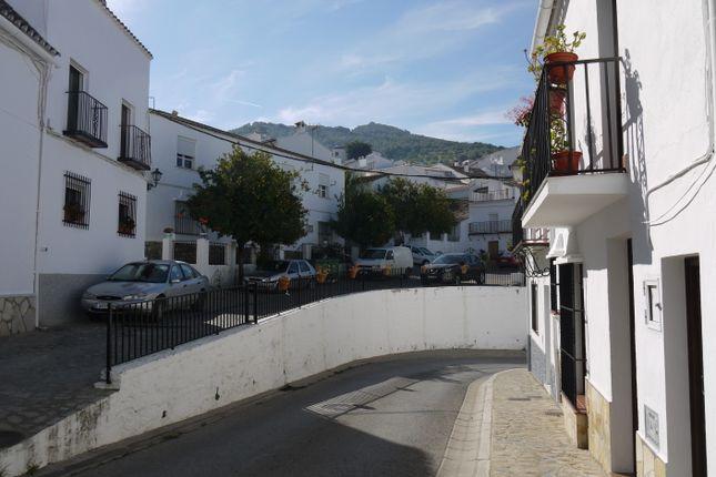 Thumbnail Town house for sale in Zahara De La Sierra Old Town, Andalucia, Spain