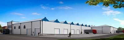 Thumbnail Light industrial to let in Unit 1, Hay Hall Business Park, Redfern Road, Tyseley, Birmingham