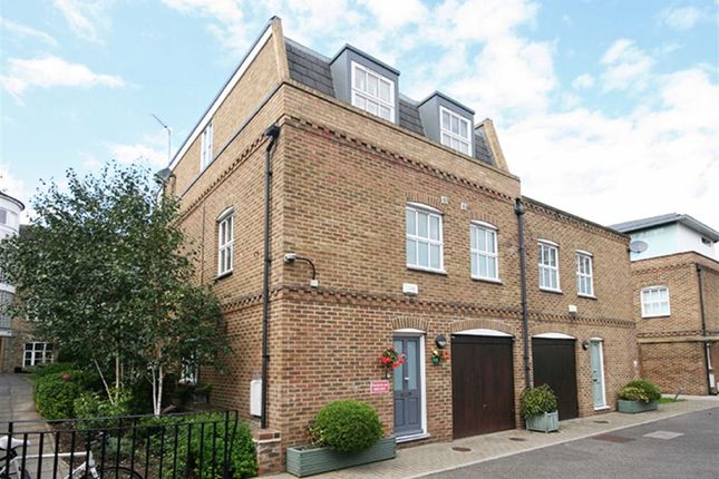 Thumbnail Semi-detached house for sale in Restoration Square, London