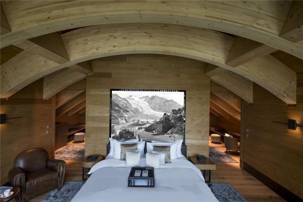 Thumbnail Apartment for sale in The Chedi Andermatt, Andermatt, Switzerland