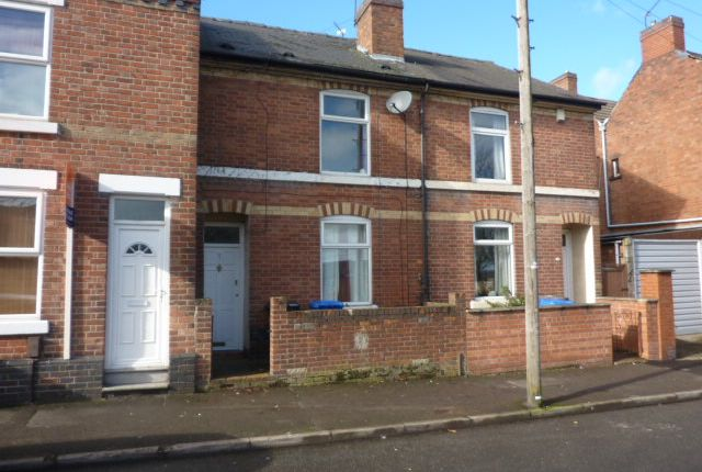 Thumbnail Shared accommodation to rent in Upper Boundary Road, Derby