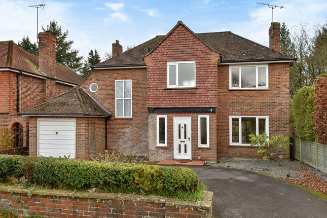 Thumbnail Detached house for sale in Turnoak Avenue, Hook Heath, Woking