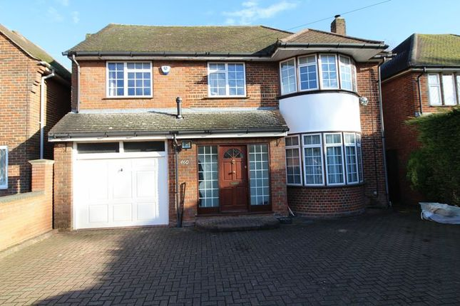 Thumbnail Detached house for sale in New Bedford Road, Luton
