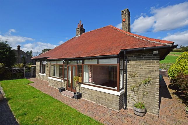 Thumbnail Bungalow for sale in Keighley Road, Pecket Well, Hebden Bridge