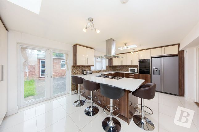 Thumbnail Terraced house for sale in Beaumont Drive, Northfleet, Kent