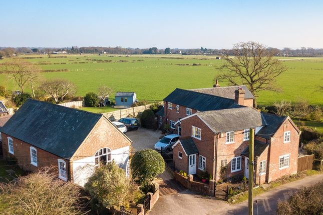 Thumbnail Property for sale in Coombe Lane, Sway, Lymington